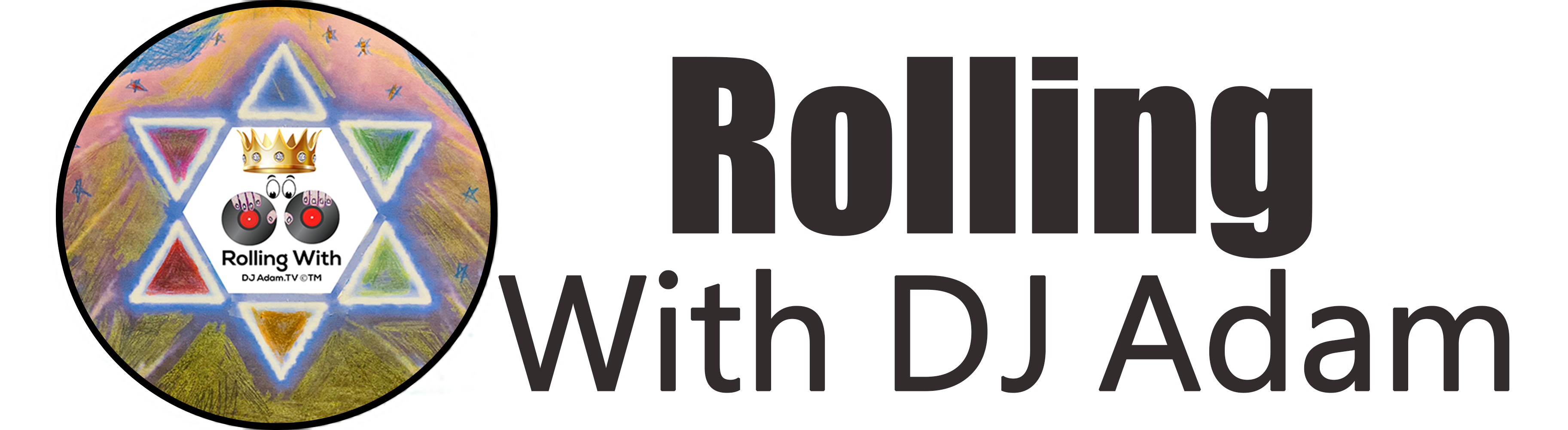 Rolling With DJ Adam Logo