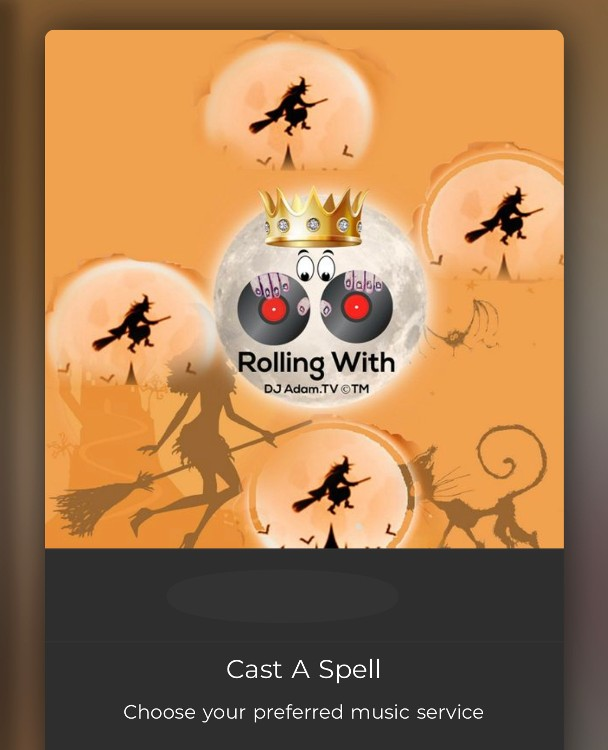 Rolling with DJ Adam - Cast A Spell